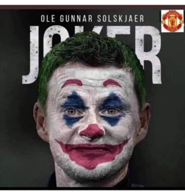 Ole Gunnar Solskjaer Joker - HLV Ole chúa hề của Man Utd